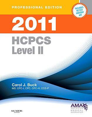 2011 HCPCS Level II (Professional Edition)