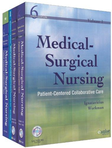 Medical-Surgical Nursing - Single-Volume Text and Clinical Decision-Making Study Guide Package, 6e