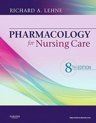 Pharmacology for Nursing Care