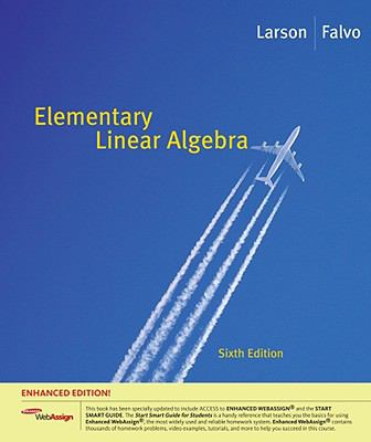 Elementary Linear Algebra, Enhanced Ed.