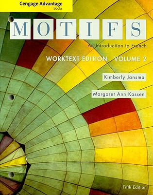 Cengage Advantage Books: Motifs, Volume II