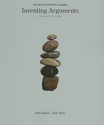 Inventing Arguments, 2009 MLA Update