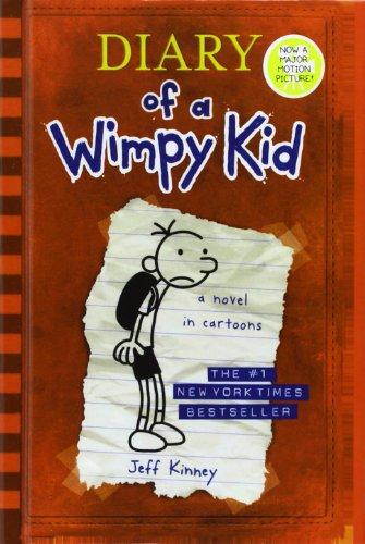 diary of a wimpy kid 1 full book pdf