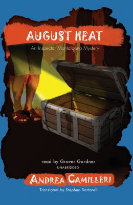 August Heat (An Inspector Montalbano Mystery) (Library Edition)