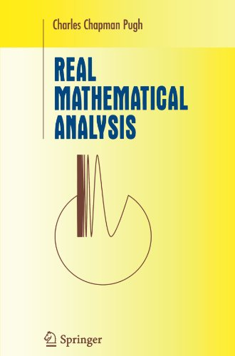 Real Mathematical Analysis (Undergraduate Texts in Mathematics)