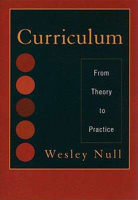 Curriculum: From Theory to Practice