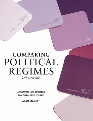 Comparing Political Regimes: A Thematic Introduction to Comparative Politics, second edition (UTP Higher Education)