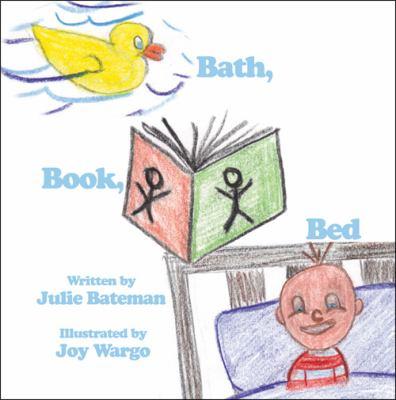 Bath, Book, Bed