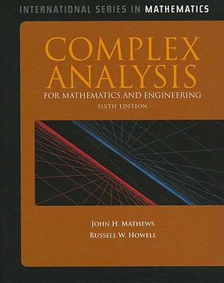 Complex Analysis For Mathematics And Engineering (International Series in Mathematics)