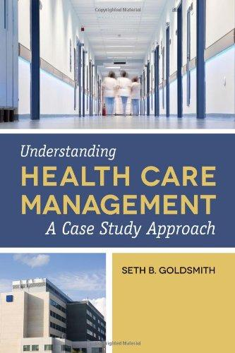case studies in health care management C case studies of leading primary care practice facilitation programs agency for healthcare research and quality advancing excellence in health care.