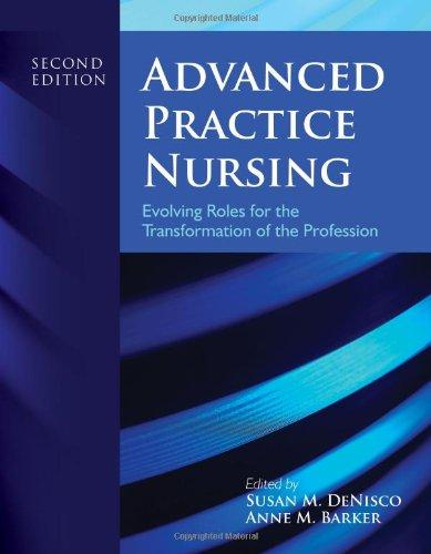 evolving nursing roles Evolving roles for the transformation of the profession second edition part 1 professional roles for the advanced practice nurse.