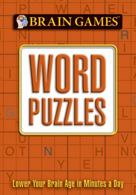 Brain Games: Word Puzzles