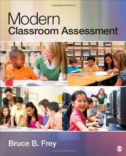 Modern Classroom Assessment Book ~ Modern classroom assessment st edition rent