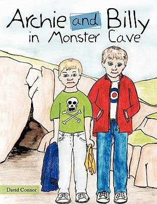Archie and Billy in Monster Cave