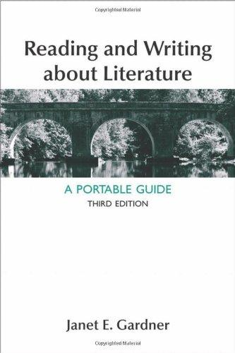 literature a portable anthology