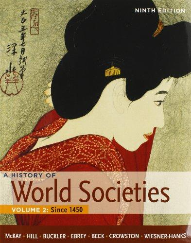 History of World Societies 9e V2 & Sources of World Societies 9e V2