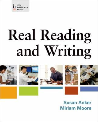 9780312405212 - Real Writing with Readings by Susan Anker