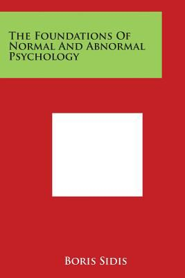 contrasting normal and abnormal psychology Treatment of abnormal psychology compare and contrast the methods used to assess abnormal sadness alone is not considered a disorder and is a normal.