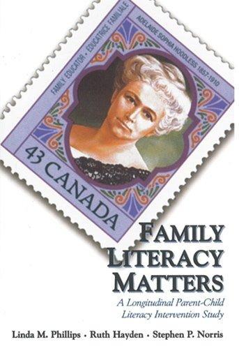 Family Literacy Matters: A Longitudinal Parent/Child Literacy Intervention Study