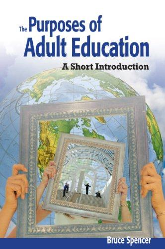 Purposes of Adult Education: A Short Introduction