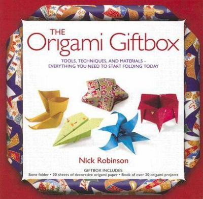 Origami Giftbox Tools, Techniques, And Materials, Everything You Need to Start Folding Today