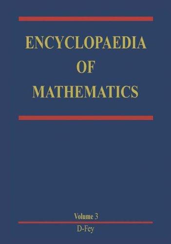 Encyclopaedia of Mathematics: Volume 10
