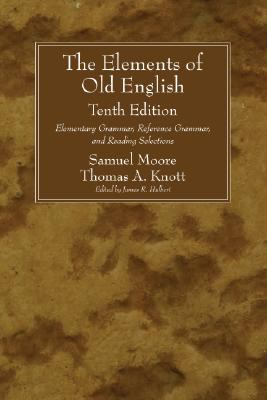 Elements of Old English