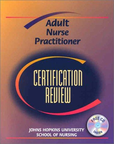 Adult Nurse Practitioner Certification Review, 1e