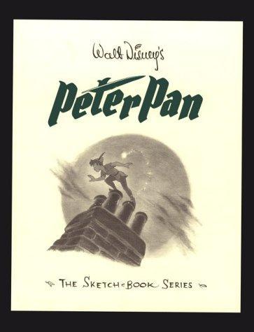 Peter Pan Sketchbook (Walt Disney Sketchbook Series)