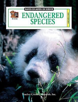 Endangered Species - William Cross,Jr. - Paperback - Grades 1-3