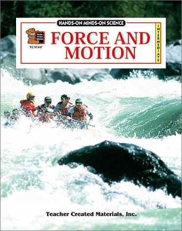 Force & Motion (Hands-On Minds-On Science Series)