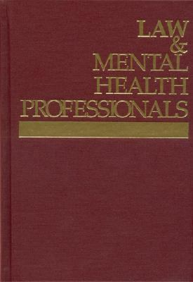 Law and Mental Health Professionals: Florida