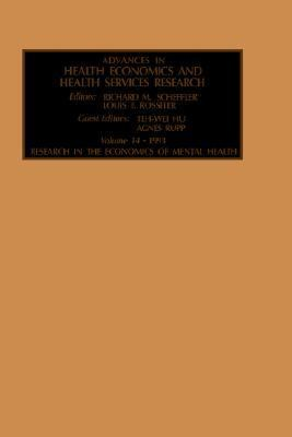 advances in health economics and health services research National information center on health services research and health care technology (nichsr.