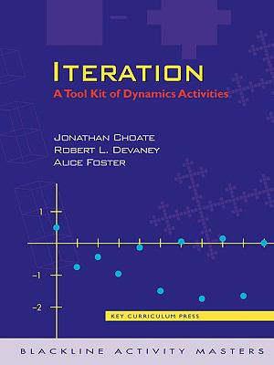 Iteration A Tool Kit of Dynamics Activities