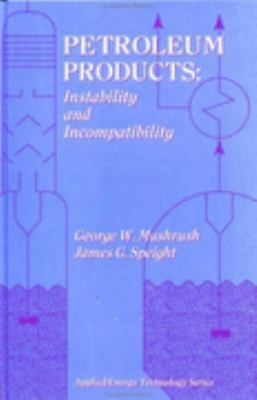 Petroleum Products Instability and Incompatibility