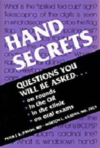 Hand Secrets (The Secrets Series)