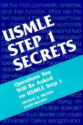 Usmle Step 1 Secrets Questions You Will Be Asked on Usmle Step 1