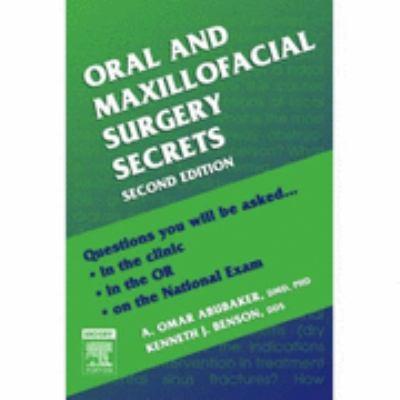Oral and Maxillofacial Surgery Secrets, 2e