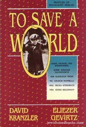 To Save A World 2
