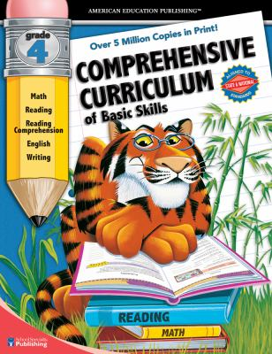 Comprehensive Curriculum of Basic Skills Grade 4