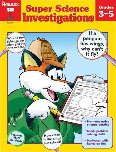 Super Science Investigations