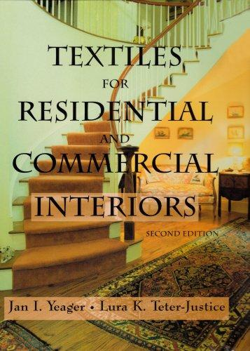 Textiles for Residential & Commercial Interiors