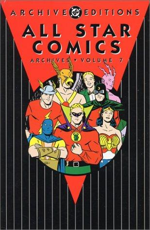 All Star Comics - Archives, Volume 7