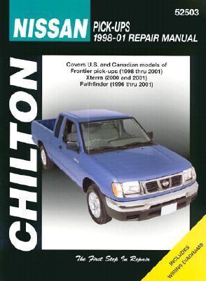 Chilton S Nissan Pick Ups 1998 01 Repair Manual Covers U S