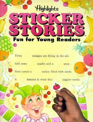 Highlights Sticker Stories #2 Fun for Young Readers