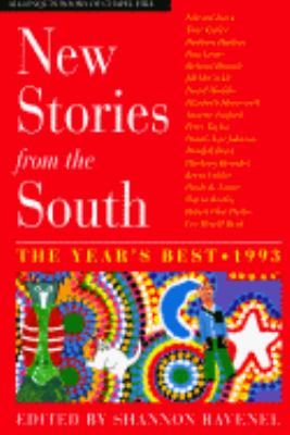 New Stories from the South The Year's Best, 1993