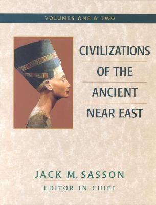 Civilizations of the Ancient Near East/4 Volumes Bound in 2 Books