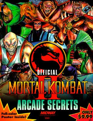 Mortal Kombat II: Arcade Fighter's Kompanion