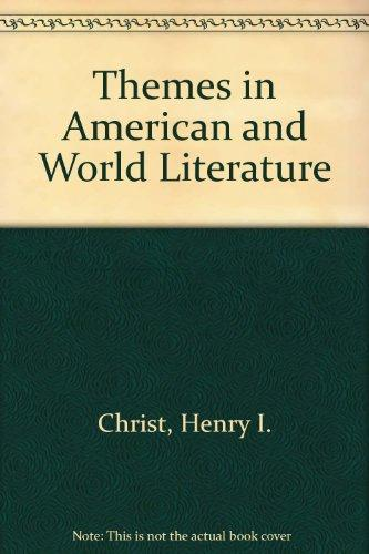Themes in American and World Literature