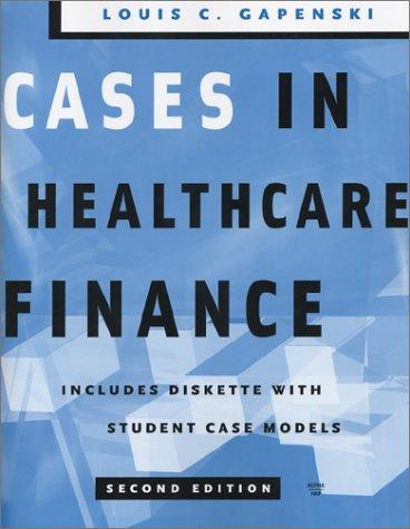 cases in healthcare finance Business case analysis bca is a decision support and planning tool  cases usually include several  case building is no longer a job for finance in the .